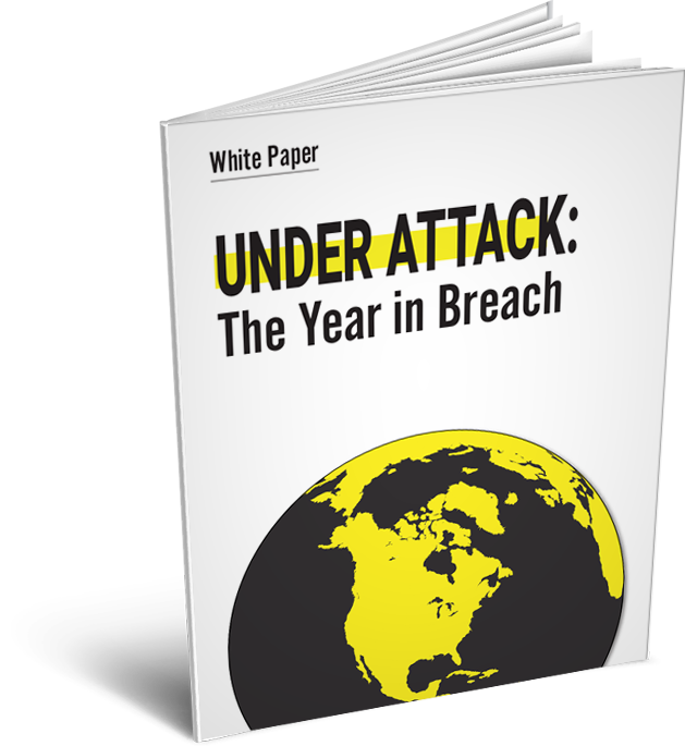 White Paper - Under Attack: The Year in Breach